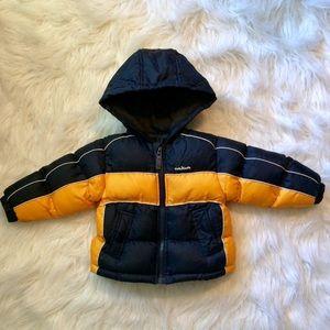 Oshkosh puffer coat